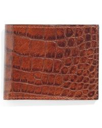 Martin Dingman | Leather Wallet | Lyst