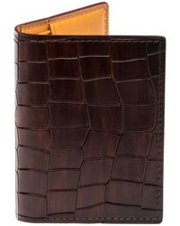 Magnanni - Leather Card Case - Lyst