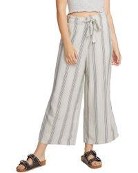 Volcom - Winding Roads Stripe Pants - Lyst