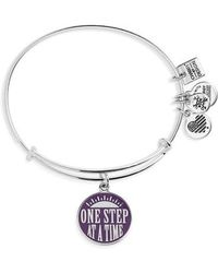 ALEX AND ANI - One Step At A Time Bracelet - Lyst