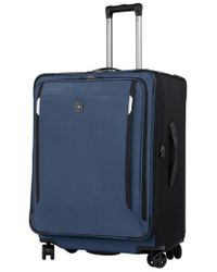 Victorinox - Victorinox Swiss Army Wt 5.0 Dual Caster Wheeled 27-inch Packing Case - Lyst