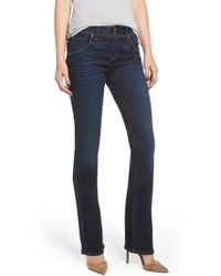 Hudson Jeans - Beth Baby Bootcut Jeans - Lyst