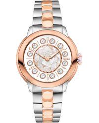 Fendi - Ishine Rotating Stone Bracelet Watch - Lyst