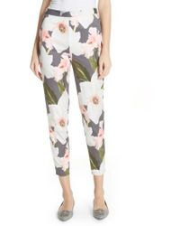 Ted Baker - Chatsworth Tapered Trousers - Lyst