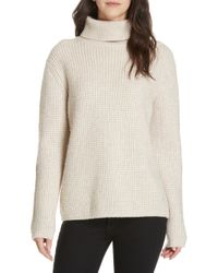 Jenni Kayne - Seattle Turtleneck Sweater - Lyst