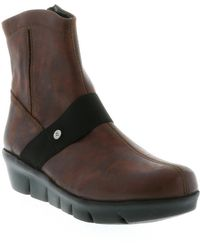 Wolky - Omni Wedge Bootie - Lyst