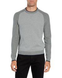 Ted Baker - Smug Slim Fit Crewneck Sweater - Lyst