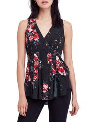 Free People - Back To The Basics Tunic - Lyst