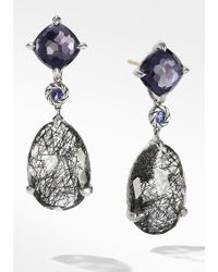 David Yurman Chatelaine Drop Earrings