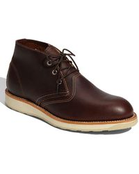 Red Wing - 'classic' Chukka Boot - Lyst