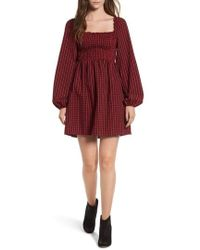 The Fifth Label - Campus Smocked Dress - Lyst