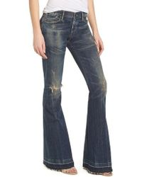 Citizens of Humanity - Charlie Flare Leg Jeans - Lyst