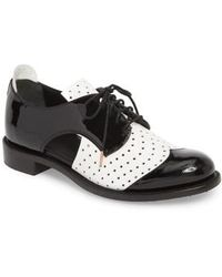 The Office Of Angela Scott - Mr. Muffin Cutout Oxford - Lyst