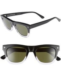 Electric - Andersen 49mm Sunglasses - - Lyst