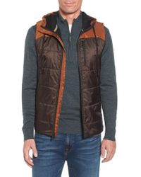 Smartwool | Double Propulsion Hooded Vest | Lyst