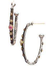 Konstantino | Hoop Earrings | Lyst