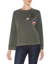Joe's | Nova Patch Sweatshirt | Lyst