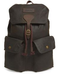Barbour - Beaufort Backpack - Lyst