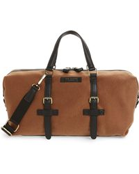 Ted Baker - Knitts Duffel Bag - Lyst