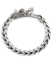 John Hardy - Legends Naga Dragon Head Bracelet - Lyst