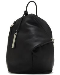 Vince Camuto | Small Giani Leather Backpack | Lyst