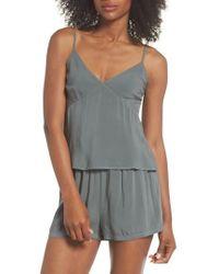 Lacausa - Poppy Short & Camisole Pyjamas - Lyst