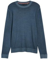 Ted Baker - Lucky Trim Fit Wool Sweater - Lyst