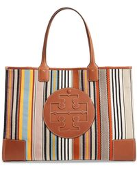 Lyst - COACH X Blitz  swagger  Small Patchwork Metallic Leather Tote ... bb2a7151157e7
