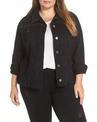 Sanctuary - Studded Jacket - Lyst