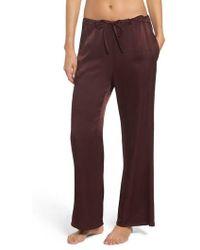 Lacausa - Vela Pyjama Pants - Lyst
