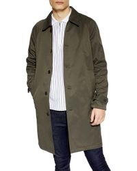 TOPMAN - Mac Jacket - Lyst