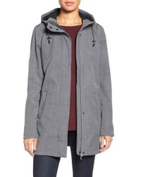 Ilse Jacobsen - Hooded Raincoat - Lyst