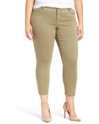 Kut From The Kloth - Reese Stretch Ankle Skinny Pants - Lyst
