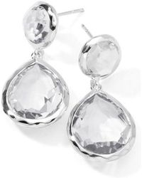 Ippolita - 'rock Candy - Snowman' Drop Earrings - Lyst