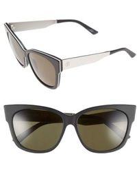 Electric - 'danger Cat Lx' 59mm Cat Eye Sunglasses - - Lyst