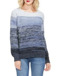Vince Camuto - Ombré Bubble-sleeve Sweater - Lyst