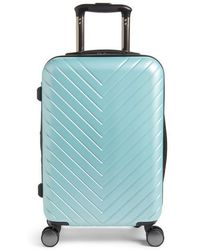 Nordstrom - Chevron 20-inch Spinner Carry-on - Lyst