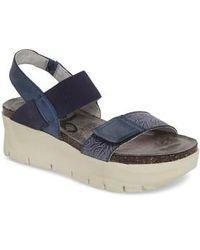 Otbt | Nova Platform Sandal | Lyst