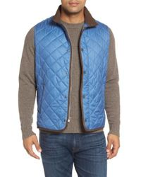 Peter Millar - Essex Quilted Vest - Lyst