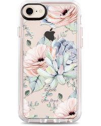 Casetify - Pretty Succulents Iphone 7/8 & 7/8 Plus Case - Lyst