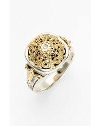 Konstantino - 'classics' Two-tone Diamond Ring - Lyst
