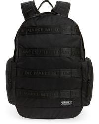 30a9d2ba8c Lyst - adidas Originals Adicolor Backpack in Black for Men