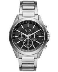 Armani Exchange | Chronograph Bracelet Watch | Lyst