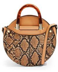TOPSHOP - Taylor Crossbody Bag - - Lyst