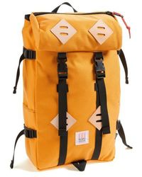 Topo Designs | 'klettersack' Backpack | Lyst