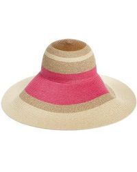 Nordstrom - Statement Floppy Straw Hat - Lyst