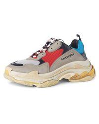 Balenciaga - Triple S Retro Sneaker - Lyst