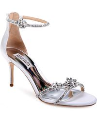 Badgley Mischka - Badgley Mischka Hobbs Ankle Strap Sandal - Lyst