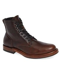 Sutro - Charlton Lace-up Boot - Lyst