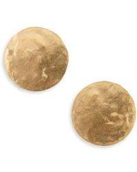 Serefina - Statement Circle Earrings - Lyst